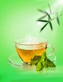 Cerimonia di tè. Fotografia Stock