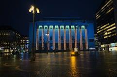 Cerimonia Nobel immagini stock libere da diritti
