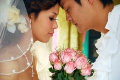 Cerimonia nuziale Fotografia Stock