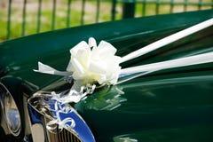Cerimonia nuziale bianca Fotografia Stock
