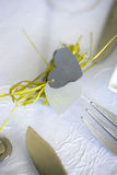 Cerimonia nuziale del fiore Fotografie Stock