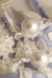 Cerimonia nuziale gown-2 Fotografia Stock Libera da Diritti