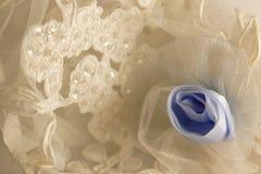 Cerimonia nuziale gown-6 Fotografia Stock Libera da Diritti