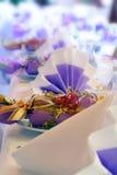 Cerimonia nuziale o bonbon o cracker di compleanno Immagini Stock Libere da Diritti