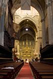 Cerimonia nuziale spagnola Immagini Stock