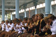 Cerimonie tradizionali Immagini Stock