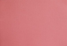 Cerise Blank Canvas Texture Background Stock Images