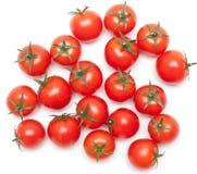 Cerise de tomates Photographie stock libre de droits