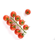 Cerise de tomates Images libres de droits