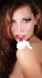 Cerise kiss1 photo stock