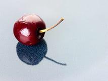 Cerise rouge Photo libre de droits