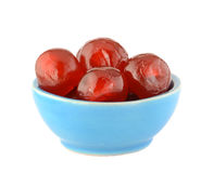 Cerises Glace Photos stock