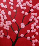 Cerisier illustration de vecteur