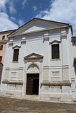Cerkev Sv Церковь Franciska Стоковые Изображения RF
