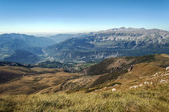 Cerler hight mountains Royalty Free Stock Photography