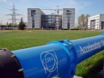 CERN LHC Stock Fotografie