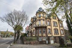 Cernay, Haut-Rhin, France Image libre de droits