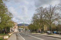 Cernay, Haut-Rhin, France Stock Photography