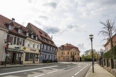 Cernay, Haut-Rhin, France Royalty Free Stock Photo