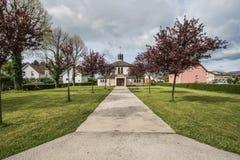 Cernay, Haut-Rhin, France Stock Image