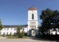 Cernica修道院 库存照片