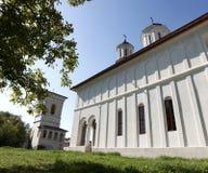 Cernica修道院 免版税库存照片