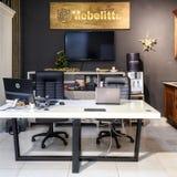 Cernivci/Ucraina - 12 20 2018: negozio di mobili della cucina fotografia stock
