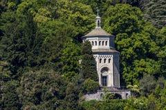 Cernobbio, Италия Стоковые Фото