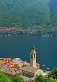 Cernobbio,Comer See,Lake Como,Italy Royalty Free Stock Photo