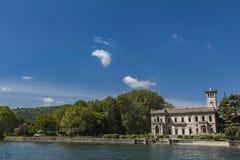 Cernobbio, Italia foto de archivo libre de regalías