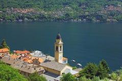 Cernobbio,Lake Como Stock Image