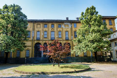 Cernusco sul Naviglio Milaan, Italië: Villa Alari Royalty-vrije Stock Afbeelding