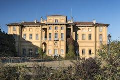 Cernusco sul Naviglio Włochy, kanał Martesana fotografia royalty free
