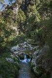 Cerrada de Elias. Borosa River Sierra de Cazorla National Park Jaen Spain Stock Images