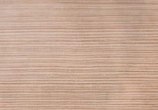 Cerrado para arriba de textura horizontal del tablero de madera Fotografía de archivo libre de regalías