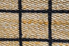 Cerrado para arriba del modelo pagado de la textura de la armadura de cesta Fotografía de archivo libre de regalías