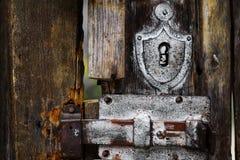 Cerradura Fotografía de archivo
