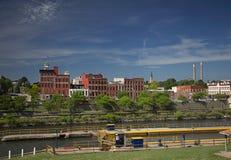 Cerradura de Oswego imagen de archivo libre de regalías