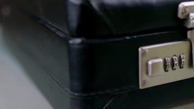 Cerradura del código de la caja de la cerradura del código del caso almacen de video