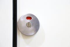 Cerradura del lavabo Fotografía de archivo