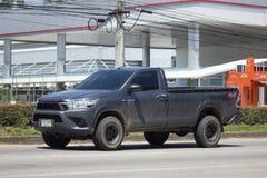 Cerradura privada de Toyota Hilux Revo 4X4 Diff del coche de la camioneta pickup Imagenes de archivo