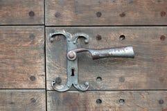 Cerradura vieja foto de archivo libre de regalías