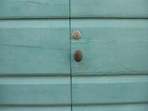 Cerraduras de puerta Fotografía de archivo