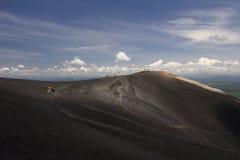 cerro νέγρος Στοκ Εικόνες