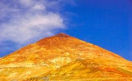 Cerro ορυχείο rico από το Ποτόσι στη Βολιβία Στοκ Φωτογραφία