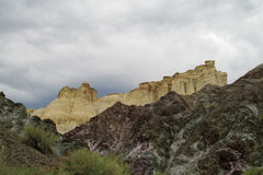 Cerro Alcazar Royaltyfri Fotografi