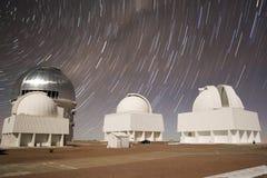 cerro amerykański tololo inter obserwatorski Obraz Royalty Free