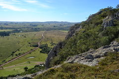 Cerro Arequita Stock Images