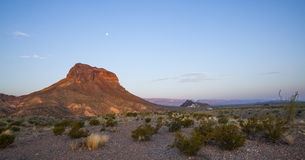 Cerro Castellan royaltyfri foto