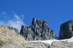 Cerro Castillo mountain, Chile Royalty Free Stock Photography